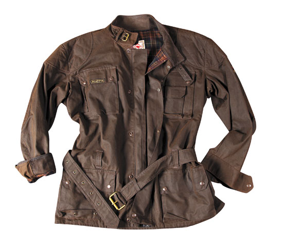 Scippis Cruiser Jacket -Braun-3XL