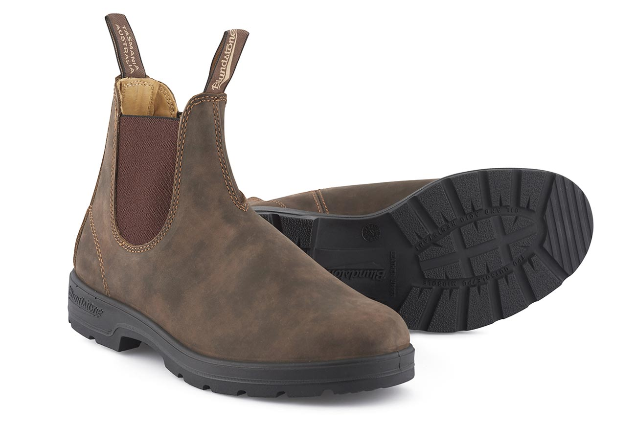 Blundstone 585 rustic brown-12