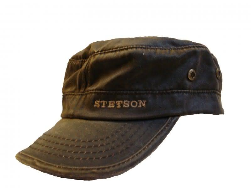 Datto Armycap von Stetson